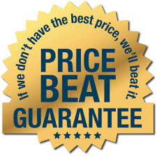 Price beat guarantee